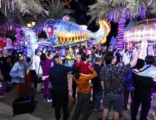 在吗?听说这个地方春节太火爆了!元宵节你确定不来玩?